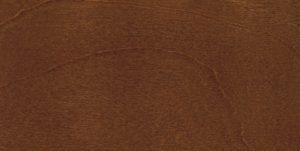 scale in legno di betulla noce scuro