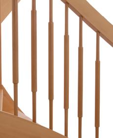 dettaglio scale per inteni