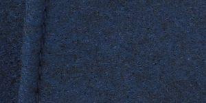 svuotatasche in feltro blu marine