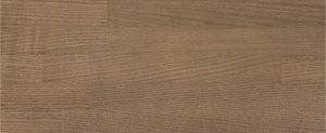 scale in legno di frassino avana scuro