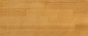 scale in legno di frassino noce chiaro