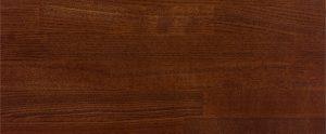 scale in legno di frassino noce scuro