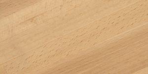 scale in legno massello tinta chiara