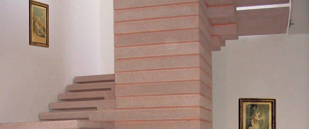 scala in cemento modello 19
