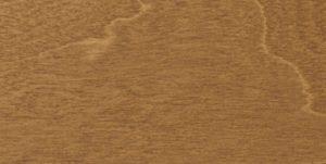 scale in legno di betulla avana scuro