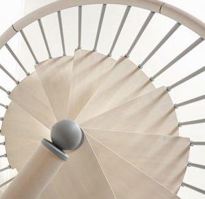 scala a chiocciola ring