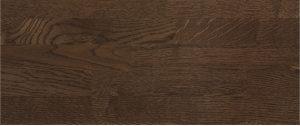 scale in legno di rovere tabacco