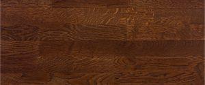 scale in legno di rovere noce scuro