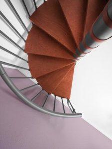 gradini scala a chiocciola