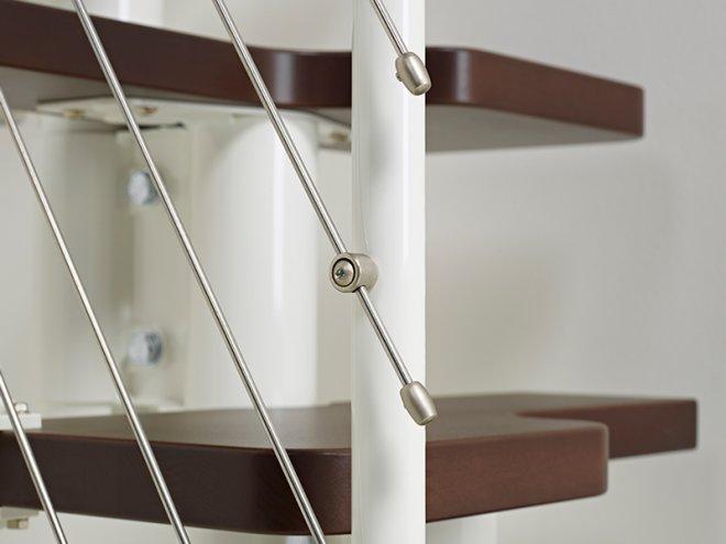 Scale mini tube pixima massima agibilit minimo ingombro for Configuratore scale