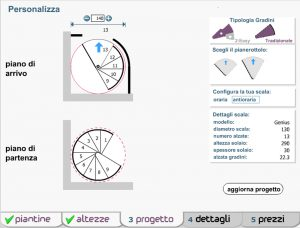 configuratore scale