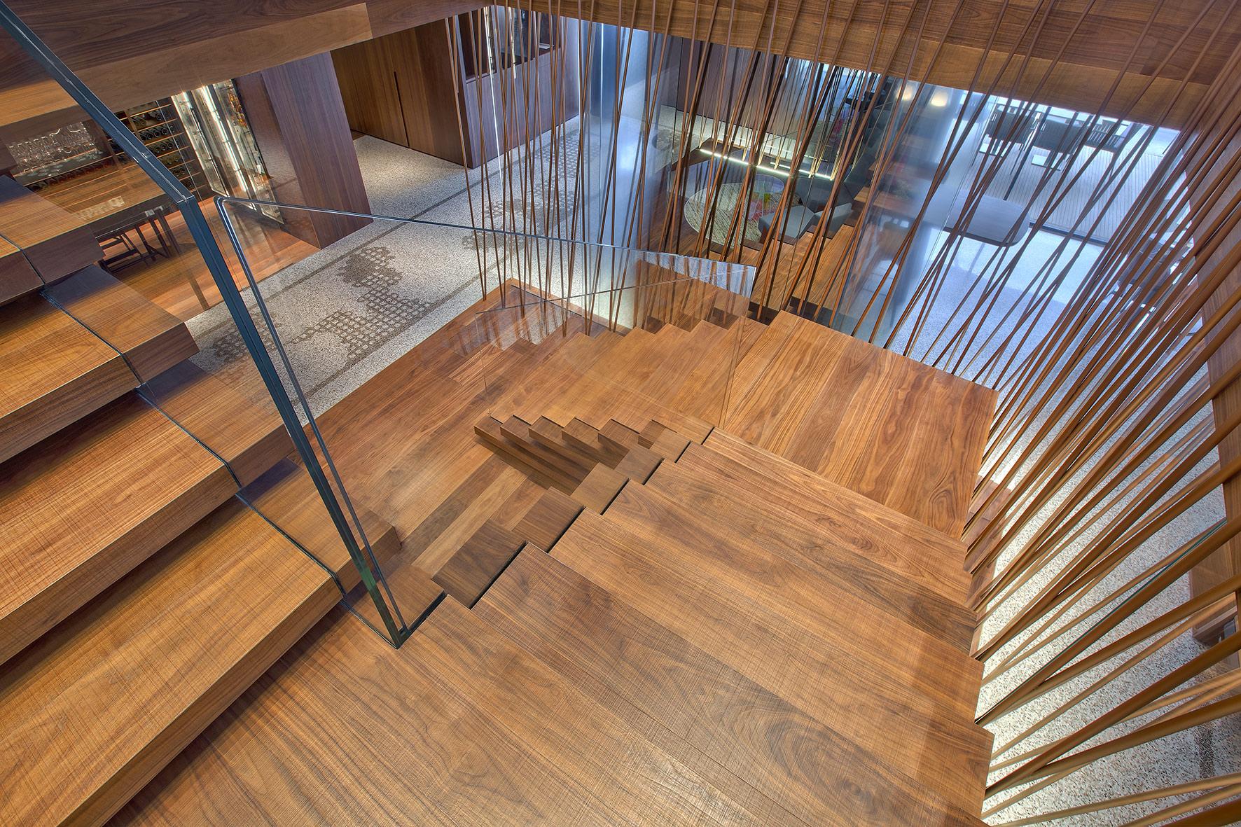 Idee Per Soppalco In Legno arredare casa con idee originali, scale design e moderne